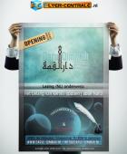"""Flyer :: 0004 :: """"Nafih"""""""