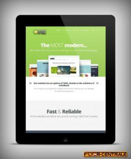 """Webdesign :: 0016 :: """"LimeBase"""""""