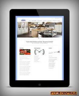 "Webdesign :: 0014 :: ""Restaria"""