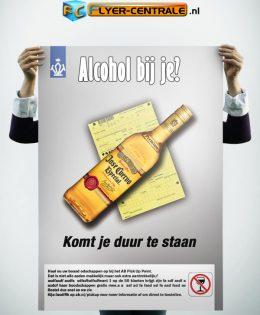 "Flyer :: 0001 :: ""Alcohol"""