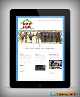 "Webdesign :: 0007 :: ""DarTalib"""