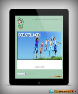 "Webdesign :: 0029 :: ""Stichting You Can Do It"""
