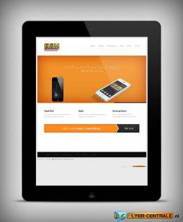 "Webdesign :: 0047 :: ""GSM Brabant"""