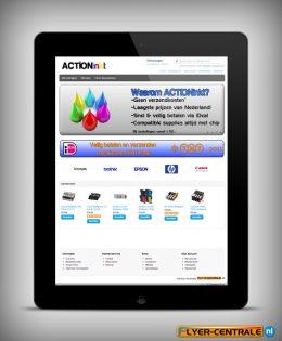 "Webdesign :: 0013 :: ""ActionINKT"""