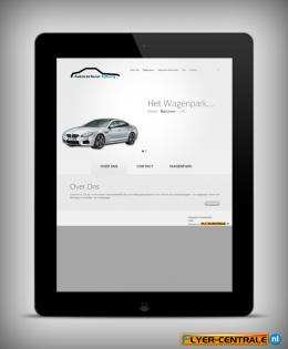 """Webdesign :: 0004 :: """"Autoverhuur Tilburg"""""""