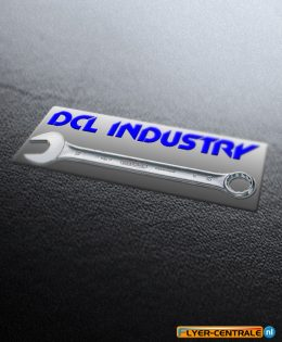 "Logo :: 0031 :: ""DCL Industry"""