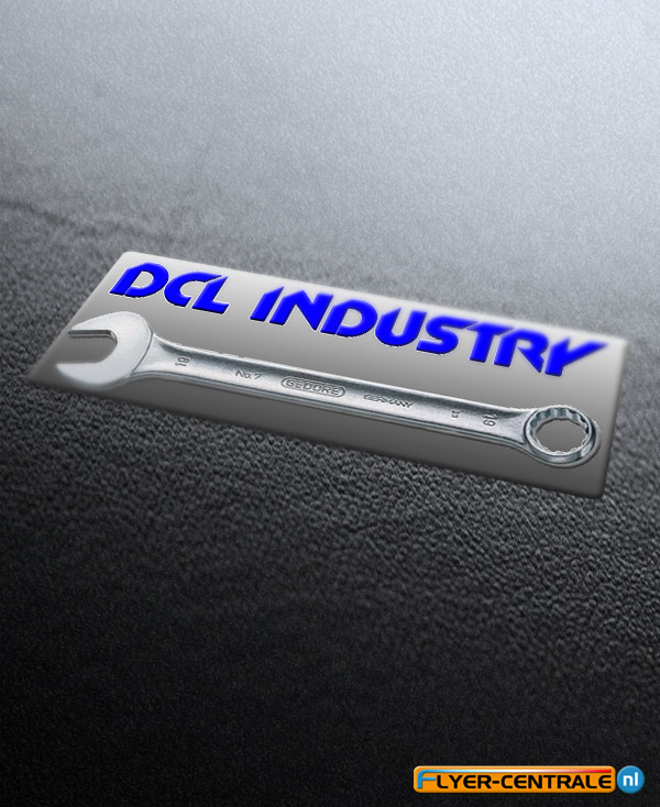 Goede logo mockup DCL Industry