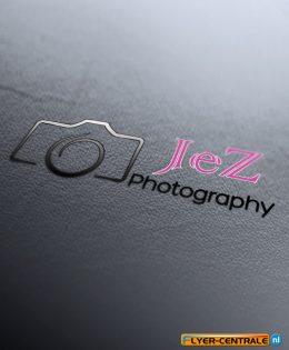 "Logo :: 0091 :: ""JeZ Photography"""