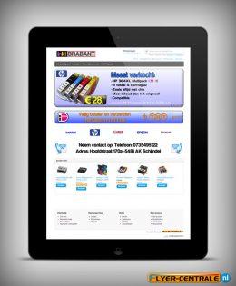 "Webdesign :: 0058 :: ""Inkt Brabant"""