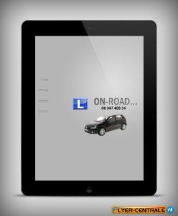 "Webdesign :: 0040 :: ""On Road"""