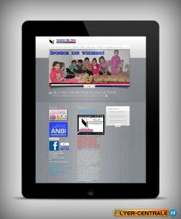 """Webdesign :: 0021 :: """"Stichting Mijn Thuis"""""""